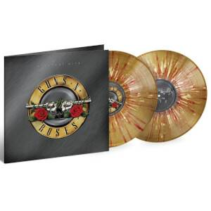 Guns N' Roses - Greatest Hits Limited Edition Colour 2LP