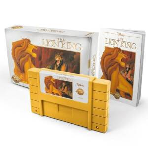 Lion King Legacy Cartridge - SNES (US Cartridge) - UK and EU exclusive