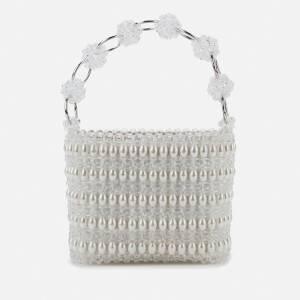 Shrimps Women's Georgiana Bag - Cream/Clear
