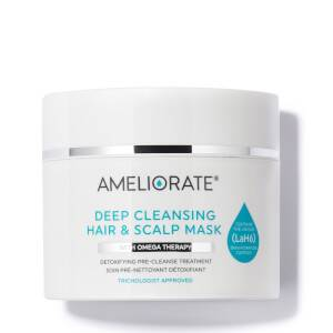 AMELIORATE Deep Cleansing Hair & Scalp Mask