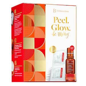 Dr Dennis Gross Skincare Peel. Glow. Be Merry. - Worth $124.00