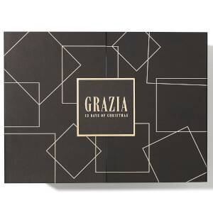 GLOSSYBOX X Grazia 12 days of Christmas Advent Calendar (Worth over £530!)