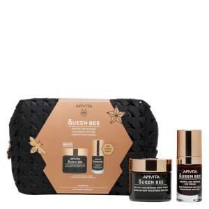 APIVITA Face Set with Queen Bee Night Cream 50ml (Worth £157.70)