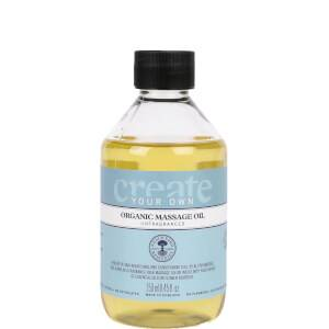 Create Your Own Organic Massage Oil 250ml
