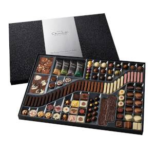 The Large Chocolatier's Table