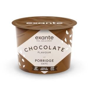 Meal Replacement Chocolate Porridge Pot - Box of 7