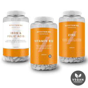 Myvitamins Vegan Essentials Bundle