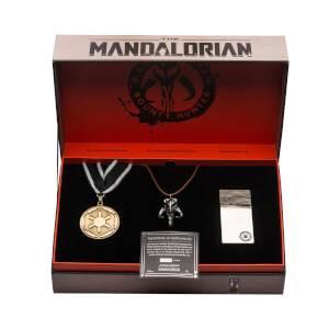 Star Wars Coffret The Mandalorian Premium Replica - Zavvi Exclusif