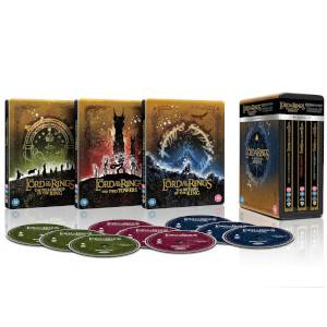 The Lord of the Rings Trilogie - Limited Edition 4K Ultra HD Steelbook Collectie