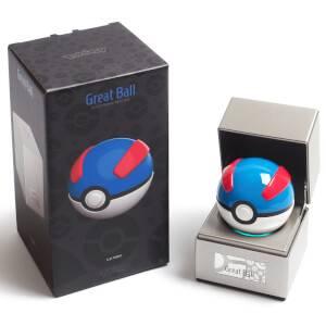 Réplique Super Ball Pokémon Édition Limitée Die-Cast Wand Company
