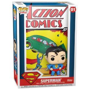 DC Comics Superman Action Comic Pop! Vinyl Comic