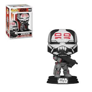 Star Wars Bad Batch Wrecker Funko Pop! Vinyl