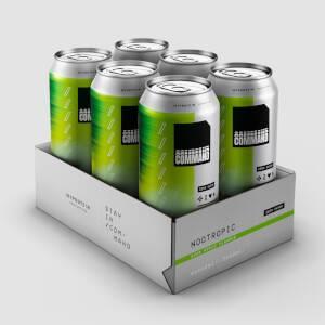 Command Energy Drink - Saurer Apfel