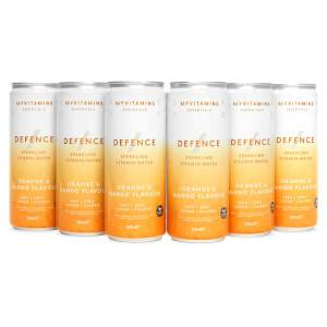 Defence Sparkling Vitamin Water (6 Pack)