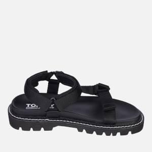 Tommy Jeans Men's Chunky Tech Sandals - Black