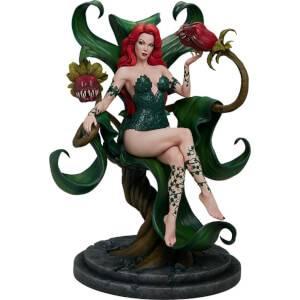 Tweeterhead DC Comics Poison Ivy 14 Inch Maquette