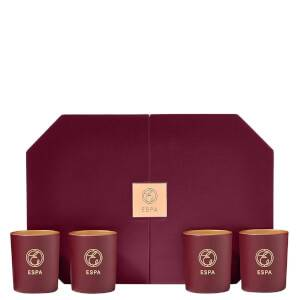 ESPA Fireside Jewels Candle Collection (Worth £52)