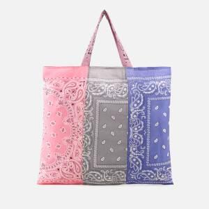Arizona Love Women's Tri Colour Bag - Mix Pink