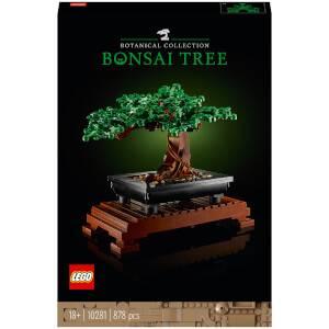 LEGO Creator: Expert Bonsai Tree Set for Adults (10281)