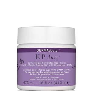 DERMAdoctor KP Duty Dermatologist Formulated Body Scrub (Various Sizes)