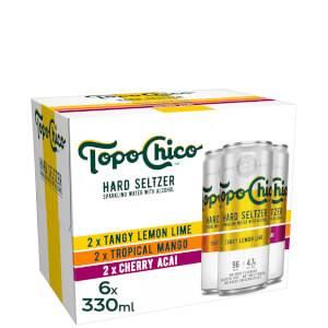 Topo Chico Mixed 6 x 330ml