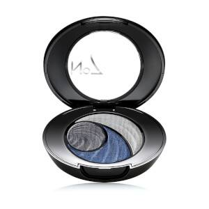 Stay Perfect Trio Eye Shadow Palette Smoky Blue 3g