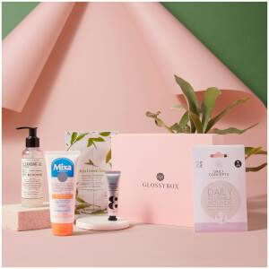 GLOSSYBOX Januar 2021 The Power Of Beauty Edition