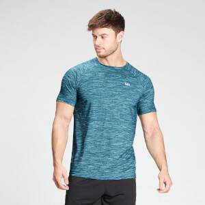 MP Men's Performance Short Sleeve T-Shirt - Deep Lake Marl