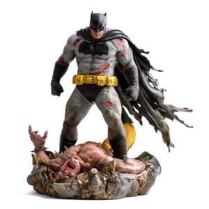 Diorama Batman 38 cm Echelle 1/6 - Iron Studios Batman: The Dark Knight Returns