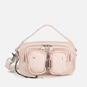 Núnoo Women's Helena Smooth Cross Body Bag - Pink
