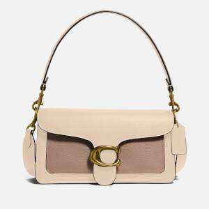 Coach Women's Colorblock Tabby Shoulder Bag 26 - Ivory Taupe Multi