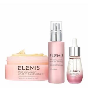 Elemis Pro-Collagen Rose Power Bundle