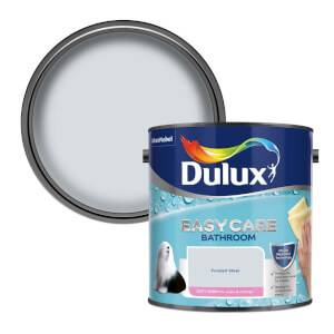 Dulux Easycare Bathroom Frosted Steel - Soft Sheen Paint - 2.5L