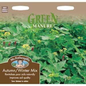 Green Manure Autumn/Winter Mix Seeds