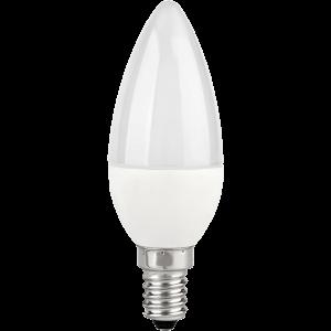 TCP LED Candle 40W SES Warm Light Bulb -  5 pack
