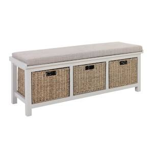 Atterley Storage Bench with Cushion