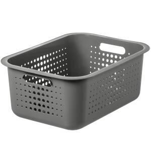 Smartstore 10L Wardrobe Basket - Taupe