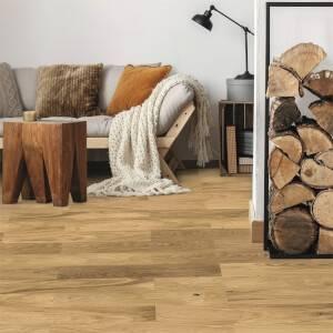 Natural Oak Engineered Wood