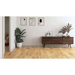 Solid Wood Pale Oak Flooring