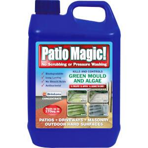 Patio Magic! Hard Surface Cleaner - 5L