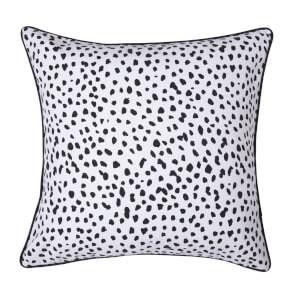 Plain Dalmatian Cushion