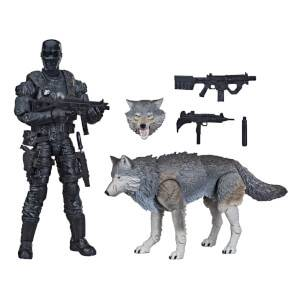 Hasbro G.I. Joe Classified Series Snake Eyes & Timber: Alpha Commandos Action Figures