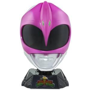 Hasbro Power Rangers Lightning Collection Mighty Morphin Pink Helmet