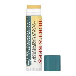 Fortgeschrittener Lippenbalsam für extrem trockene Lippen, kühlender Eukalyptus