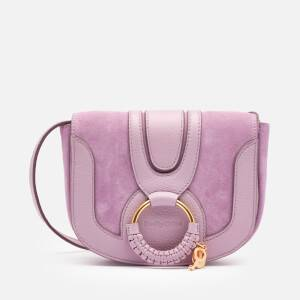 See by Chloé Women's Hana Small Cross Body Bag - Lavender Mist