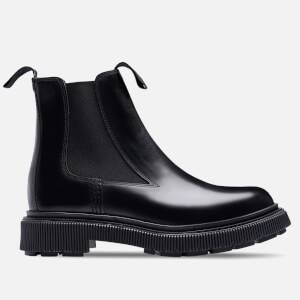 Adieu Men's X Etudes Type 146 Leather Chelsea Boots - Black
