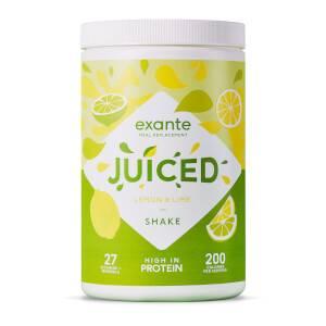 Frullato JUICED, Limone e Lime. Confezione da 10 porzioni