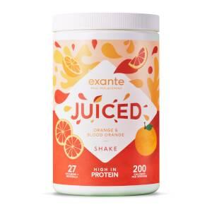 Frullato JUICED, Arancia e Arancia Rossa. Confezione da 10 porzioni