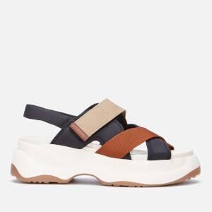 Vagabond Women's Essy Chunky Sandals - Rust Multi