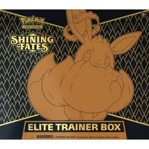 Pokemon TCG : Shining Fates Elite Trainer Box